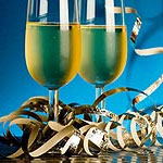 Between champagne and confetti: Let's celebrate New Year's Eve!