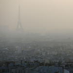 When the city of light becomes the city of smog