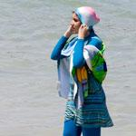 Burkini : when France is threatened by swimwear