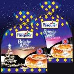 The Brioche de Noel Pasquier arrives in London at last