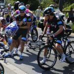 Tour de France : Stage 5 - Froome has to give up