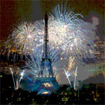 Where to celebrate the 14th of July (Bastille Day)