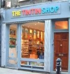 The Tintin Shop