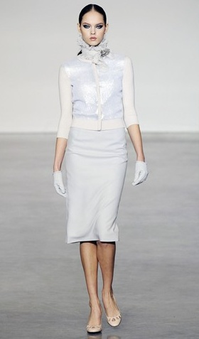 Or sleek and 
