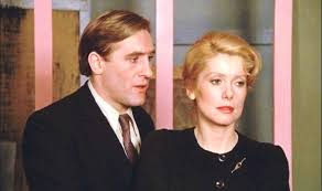Gérard Depardieu and Catherine Deneuve in Le Dernier Metro