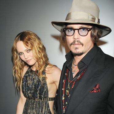Johnny Deep netted one
