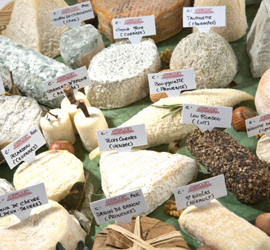 fromages Androuet