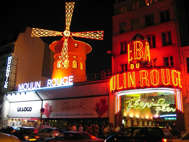 The Clubbing Institution that was La Loco has now been replaced by La Machine do Moulin Rouge