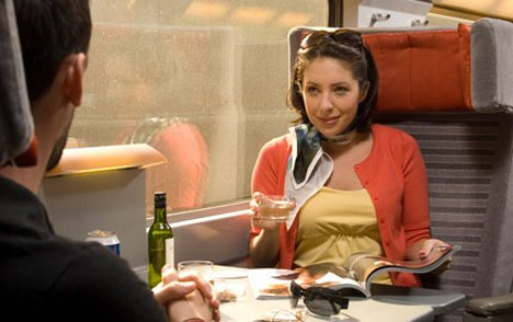 Relax in style on the Eurostar
