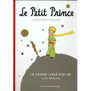 Le Petit Prince Pop-Up