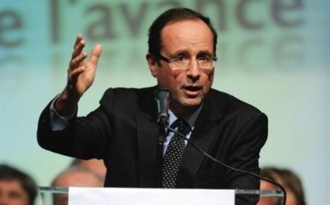 François Hollande (AFP)
