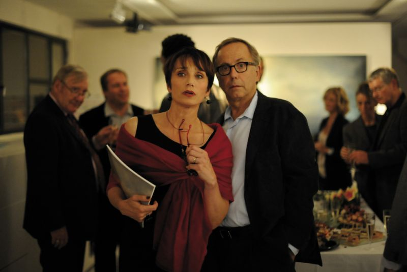 Fabrice Luchini & Kristin Scott Thomas - In The House