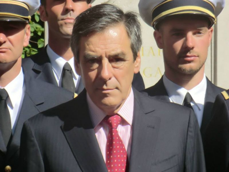 Former French PM François Fillion