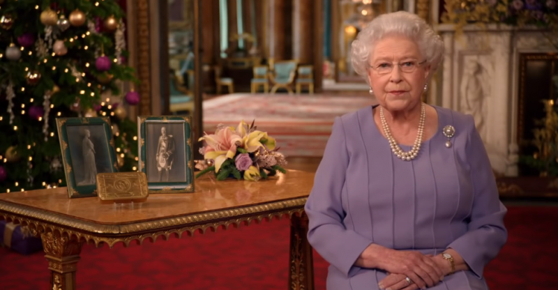 The Queen's Christmas speech