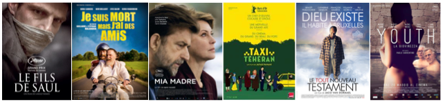 Best Foreign Film nominees
