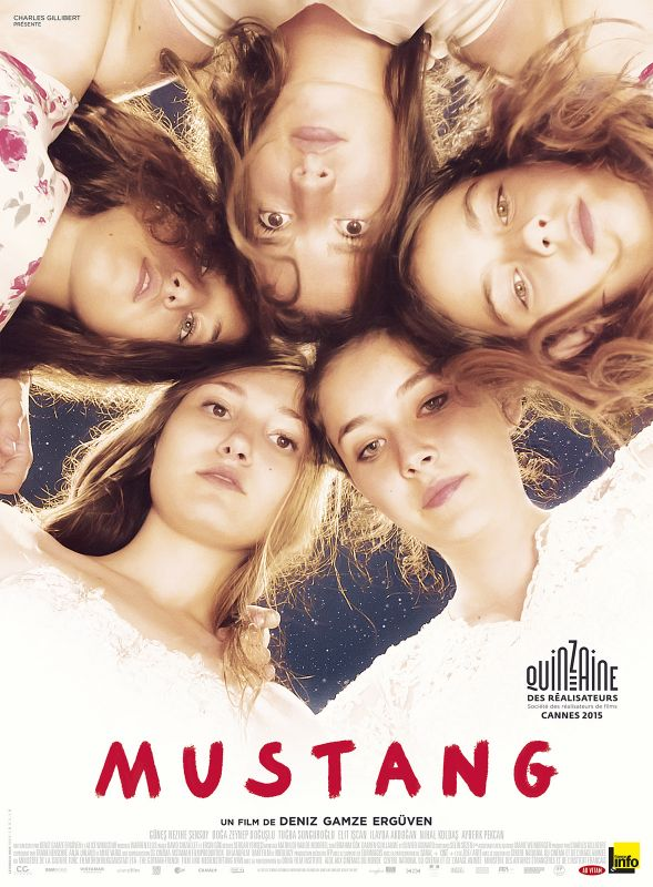 Poster of Mustang