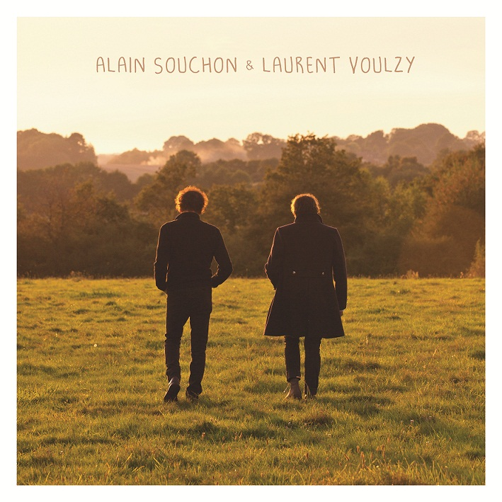 The last album of Alain Souchon and Laurent Voulzy