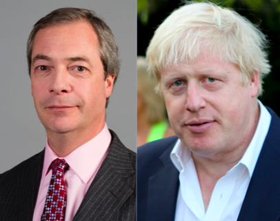 Farage & Johnson