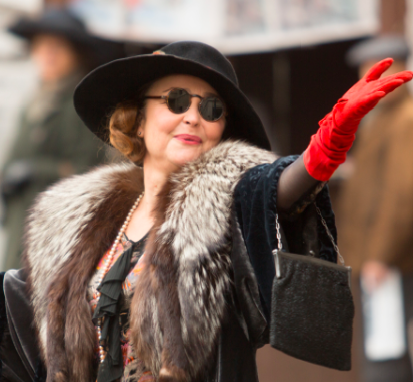 Catherine Frot in Marguerite
