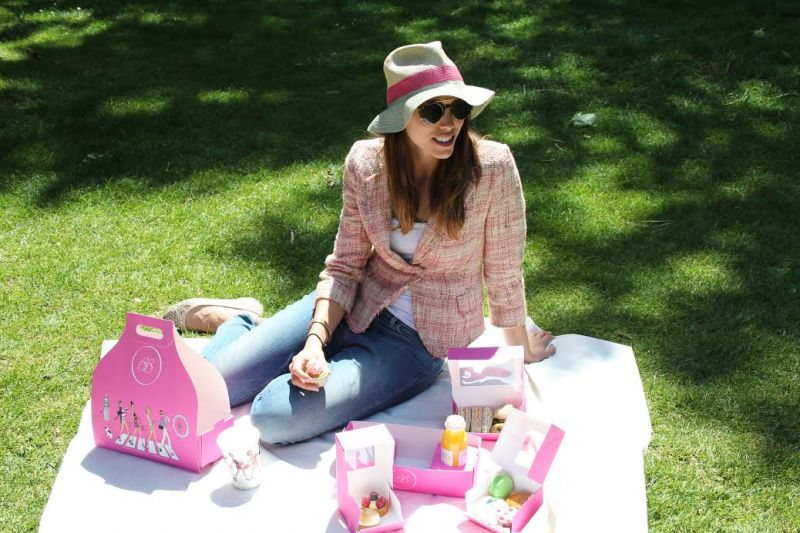 Afternoon Tea Picnic de BB Bakery