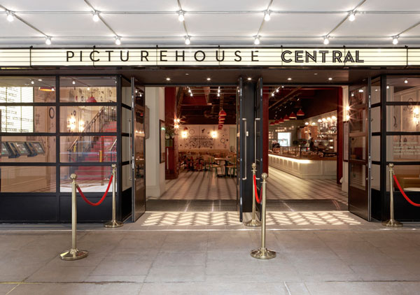 Picturehouse Central near Picadilly Circus