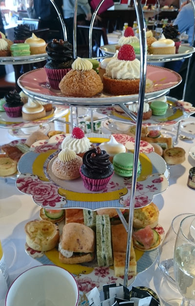 The BB Afternoon Tea