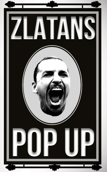Zlatans pop up night at Infernos