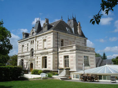 You should opt for a stunning castle in the Loire Valley