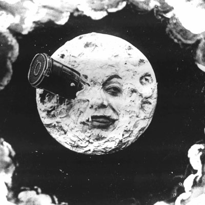 Georges Méliès's Voyage to the Moon
