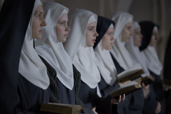 No one can know the nuns' secret