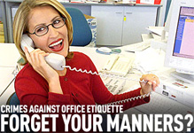 Office manners