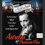 Aurora and the Chanson trio