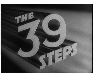 39 Steps to Hitchcock
